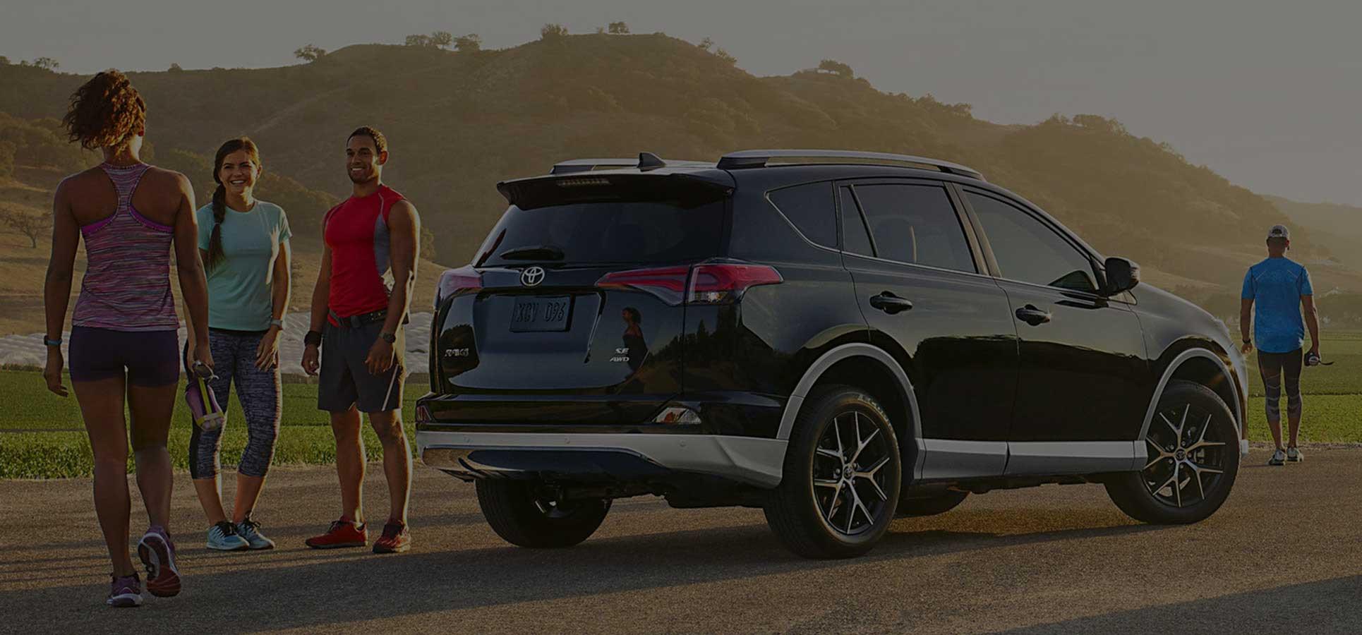 Toyota RAV4 Scottsdale