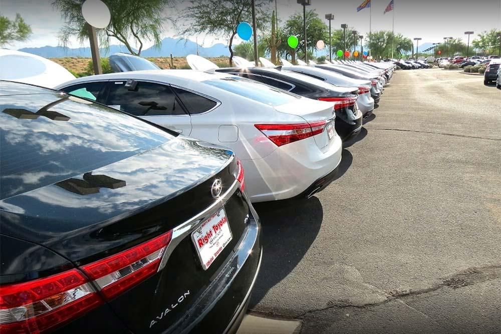 Great Deals on Toyotas in Scottsdale AZ